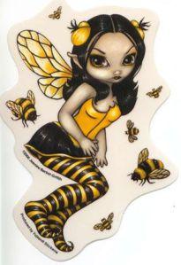 pic from: Bumble Bee Aufkleber - Bild vergrößern www.sticker-dealer.de