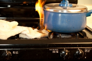 home_fire_dangers_pot_stove_fire_towel